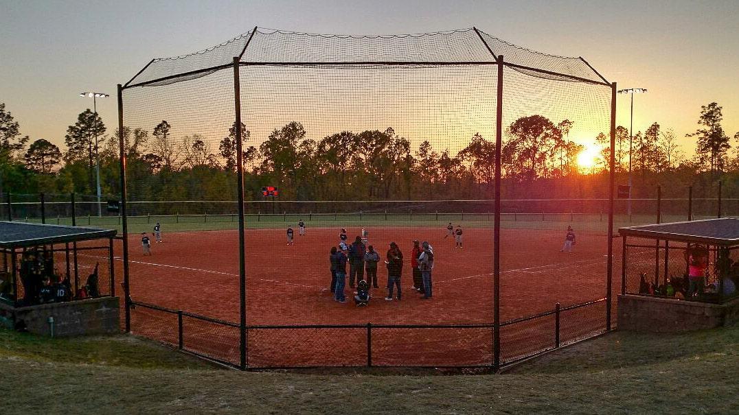 Colleton Sports Complex Ballfield
