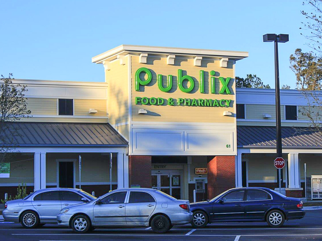 Civil Engineering Lady's Island Publix
