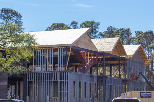 USCB hospitality management facility construction administration